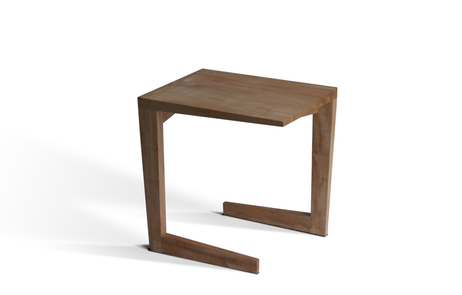 Cross Corner End Table City Joinery