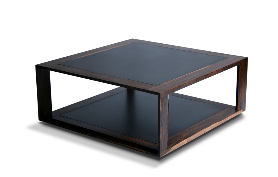 Coffee Tables, Tables Framed Square Coffee Table