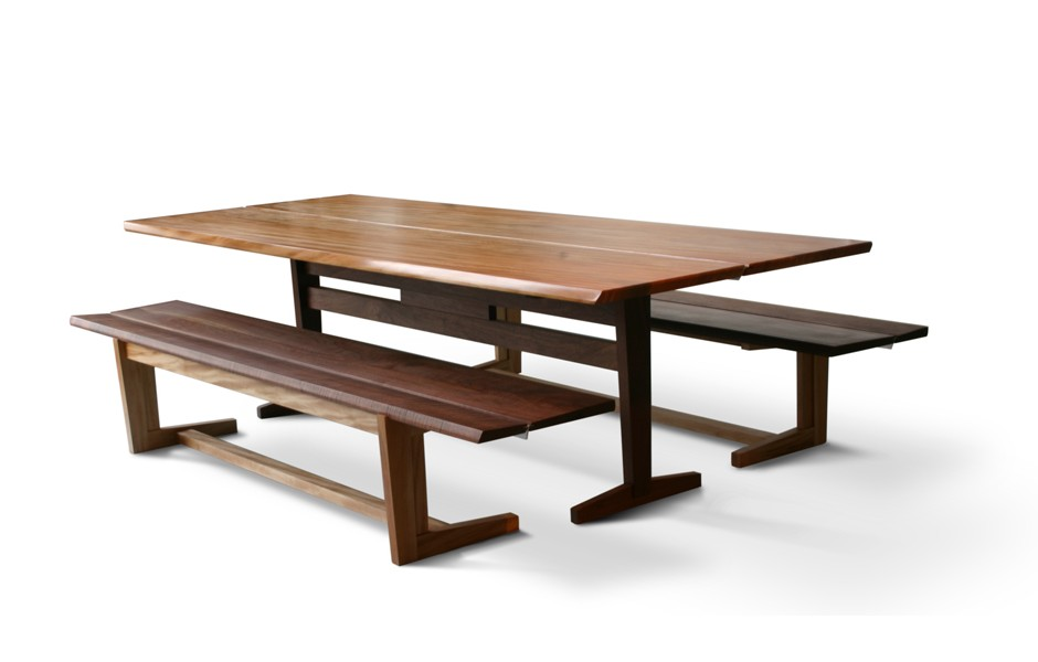 Image Gallery trestle benches : Kates Trestle Table and Benches e1305910533301 from keywordsuggest.org size 940 x 600 jpeg 49kB