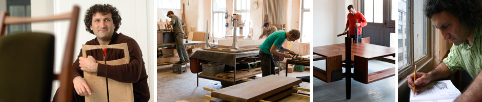 City Joinery People: Jonah Zuckerman and Others