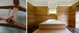 Cedar Bathroom and Mortise and Tenon Joinery