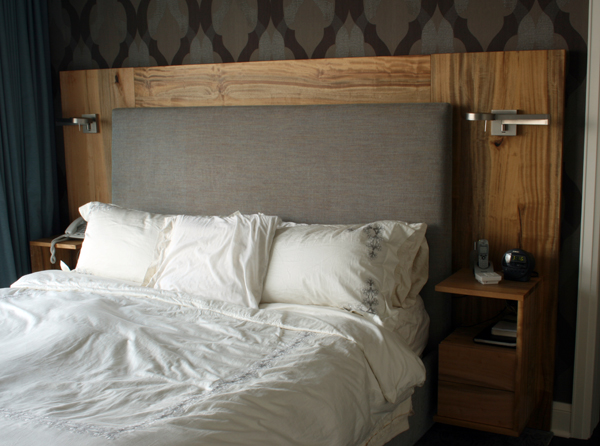 Headboard Frame And Nightstands In Myrtle City Joinery