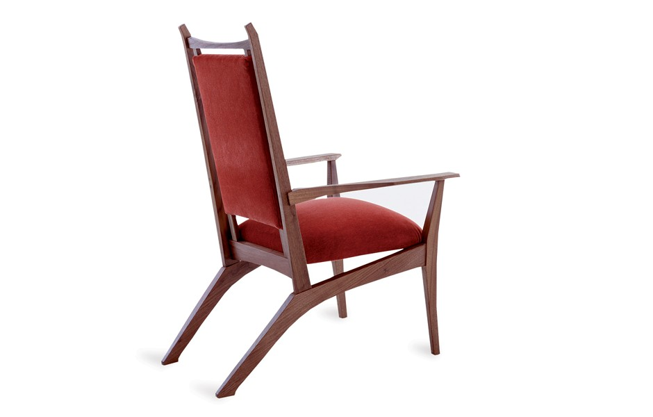 Reading Chair – City Joinery