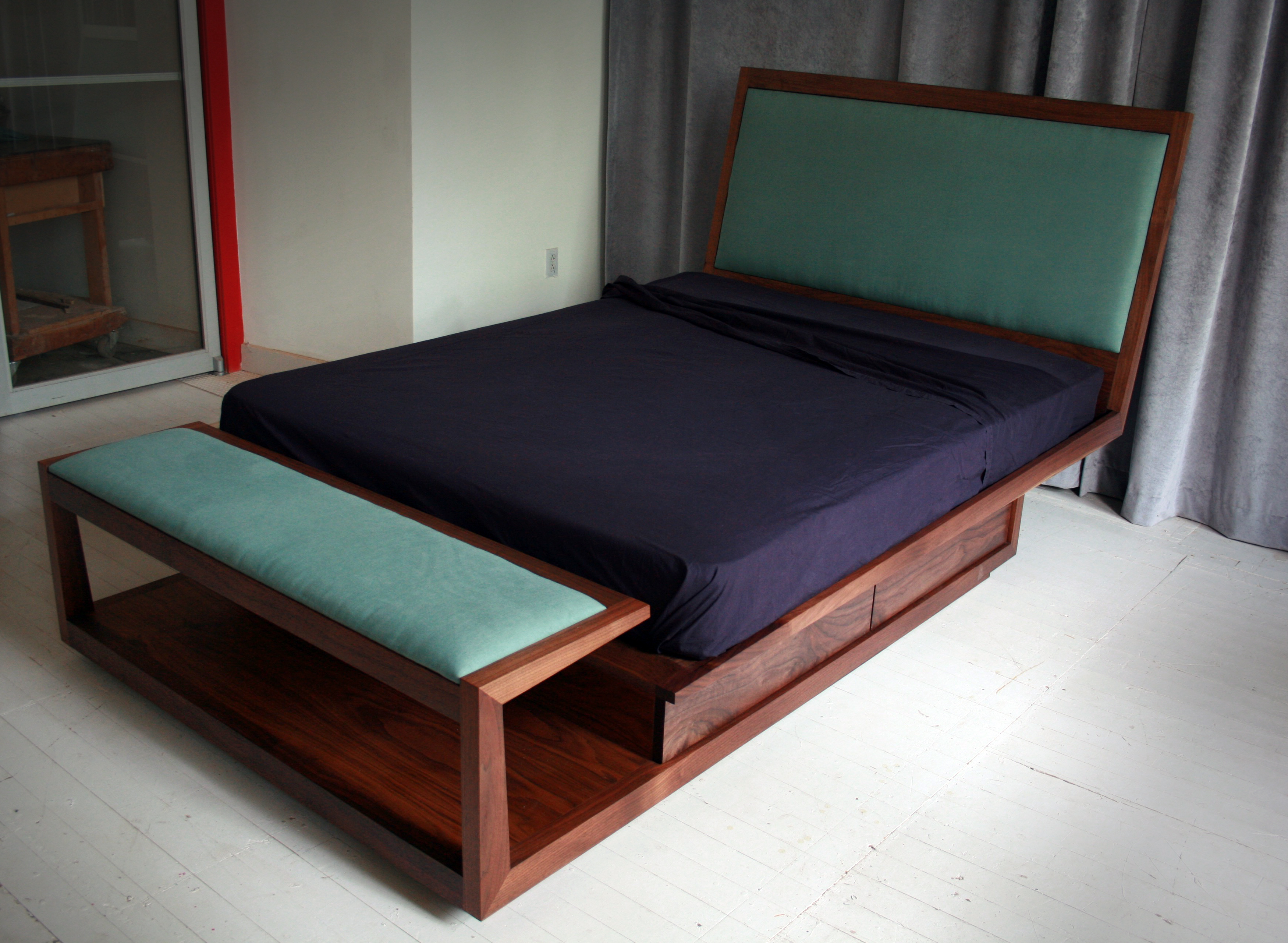 Cantilever Bed & BermanBed1 \u2013 City Joinery